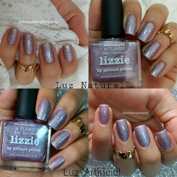 Lizzie by Picture polish