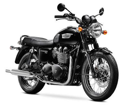 2016 Triumph Bonneville T100 Black Hd Pictures