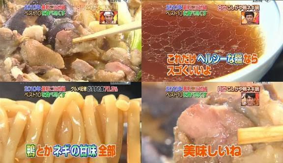 10 อันดับอาหารหม้อไฟของญี่ปุ่น หม้อไฟนกเป็ดน้ำ