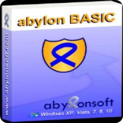 تحميل abylon BASIC 16 مجانا لادارة وتشفير الملفات مع كود التفعيل