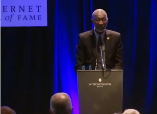 On August 3rd 2013 Professor Quaynor was inducted into the Internet Hall of Fame, cementing his place in the history of the net.