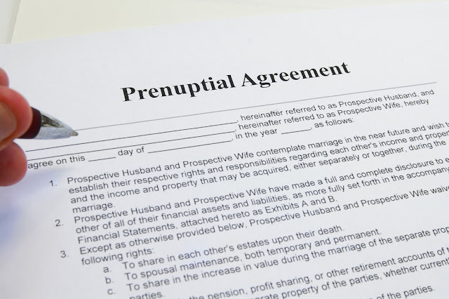Annulment: Prenuptial Agreements