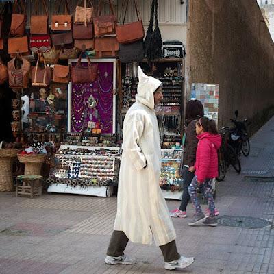 Calle de Essaouira