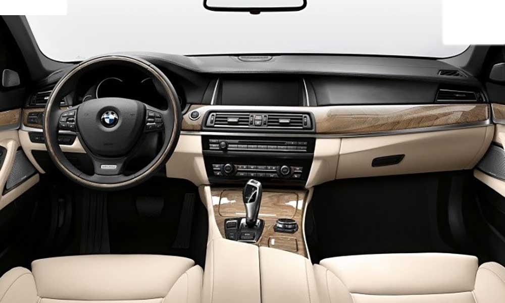 BMW 535i 2017