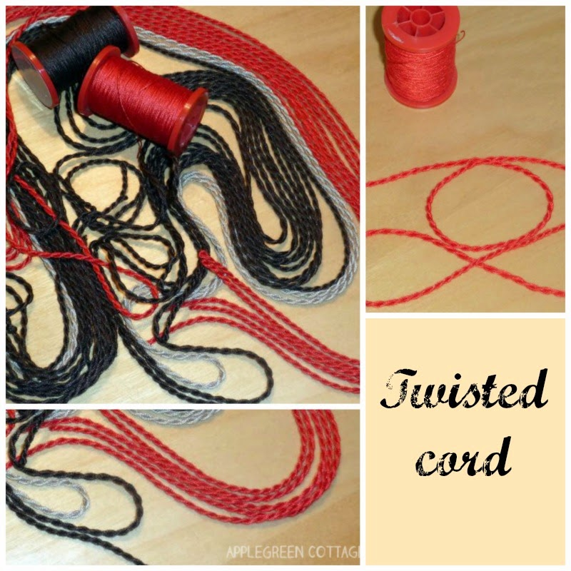 twisted cords