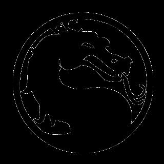 Logo DLS 2017 naga  mortal kombat