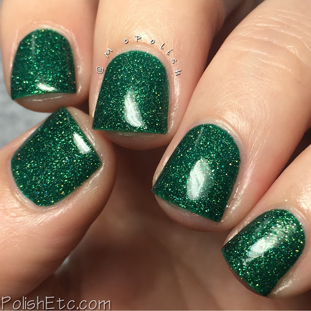 KBShimmer - Winter 2016 Collection - McPolish - Spruce Things Up