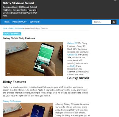 Samsung Bixby Manual and Tutorials