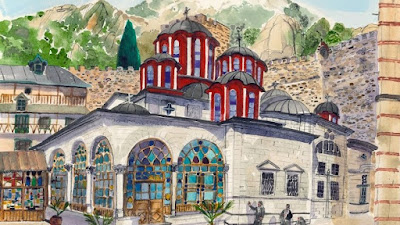 Σέρρες: «Tim Vyner: Μια Εμπειρία Ζωής Στο Άγιον Όρος»