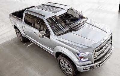 (2018) Nouvelle Ford Atlas Voiture Neuve Pas Cher Prix, Revue, Concept, Date De Sortie