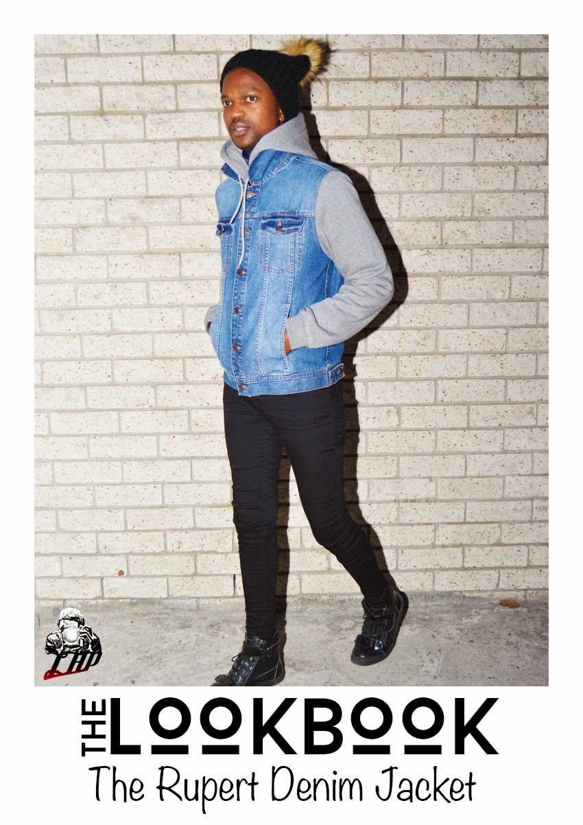 0e3b652df25 TheRupert Denim Jacket from Old Khaki, retail price @ R850 each. The Rupert  ...