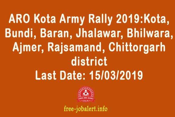 ARO Kota Army Rally 2019