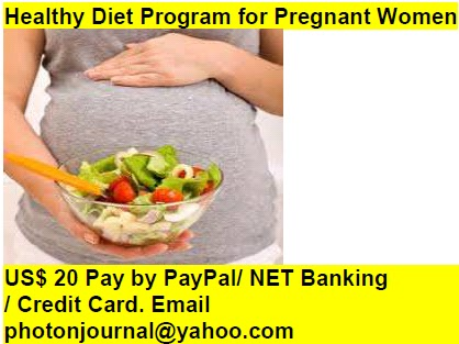 Healthy Diet Program for Pregnant Women pregnancy book
