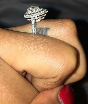 Billionaire daughter Neya Kalu gets engaged. Exclusive photos from the proposal
