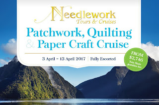 http://www.needleworktours.com.au/cruises/2017-patchwork-quilting-and-paper-craft-cruise
