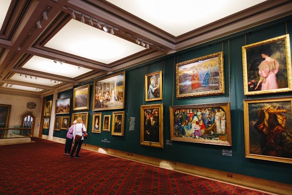 ギルドホール・アート・ギャラリー(Guildhall Art Gallery)