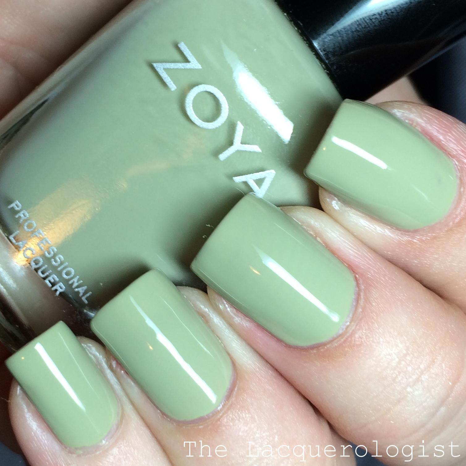 Where To Buy Zoya Nail Polish In Ireland - Creative Touch