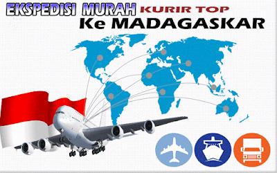 JASA EKSPEDISI MURAH KURIR TOP KE MADAGASKAR