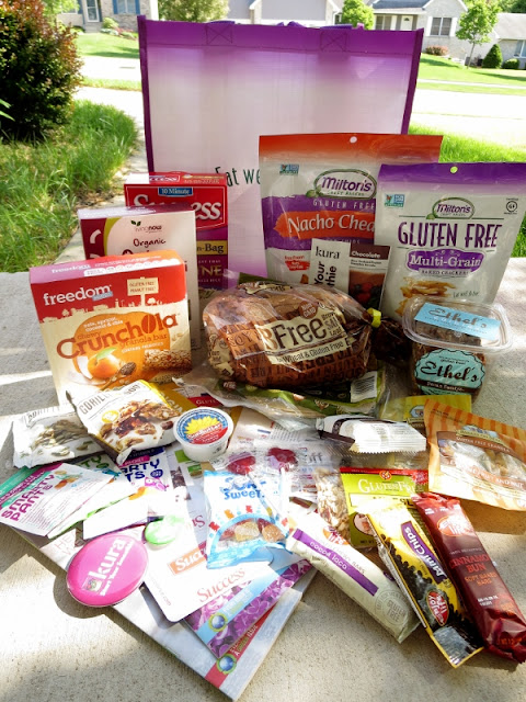 Come read my recap of this year's Gluten Free & Allergen Friendly Expo! Lots of great new and old companies, fantastic #glutenfree products, & some incredible people. Don't forget to enter the #giveaway for a #GFAFExpo prize package if you couldn't make it this year!