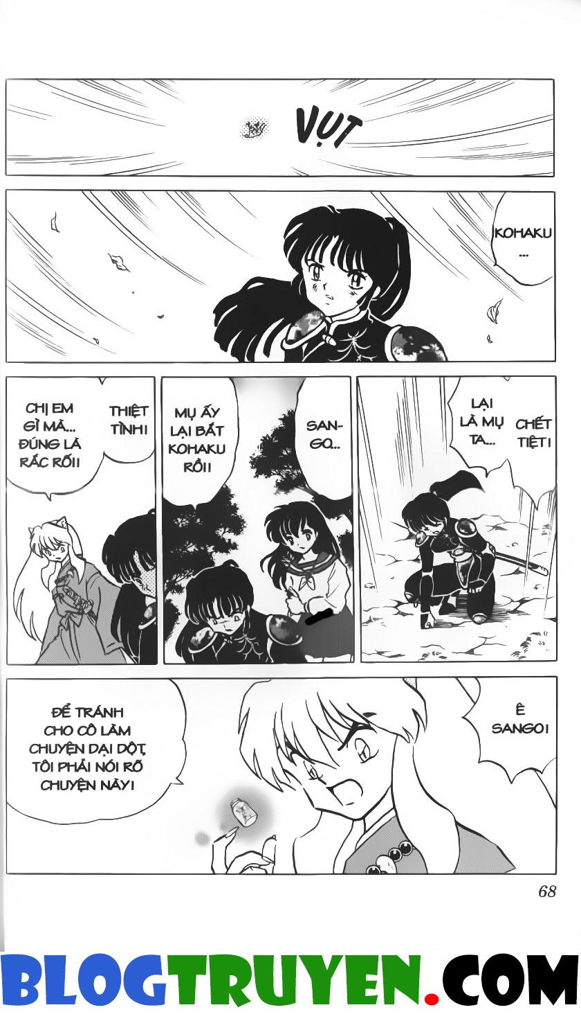 Inuyasha vol 19.4 trang 11