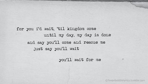 Coldplay 365: 'Til Kingdom Come - Coldplay