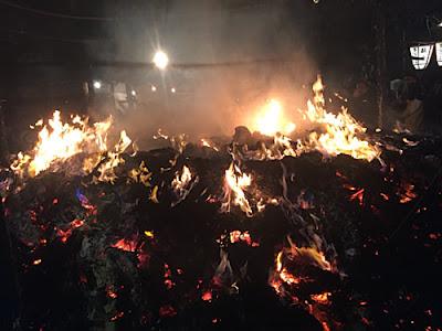 2017年吉田神社節分祭