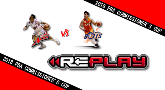 Video Playlist: Alaska vs Meralco game replay June 17, 2018 PBA Commissioner's Cup