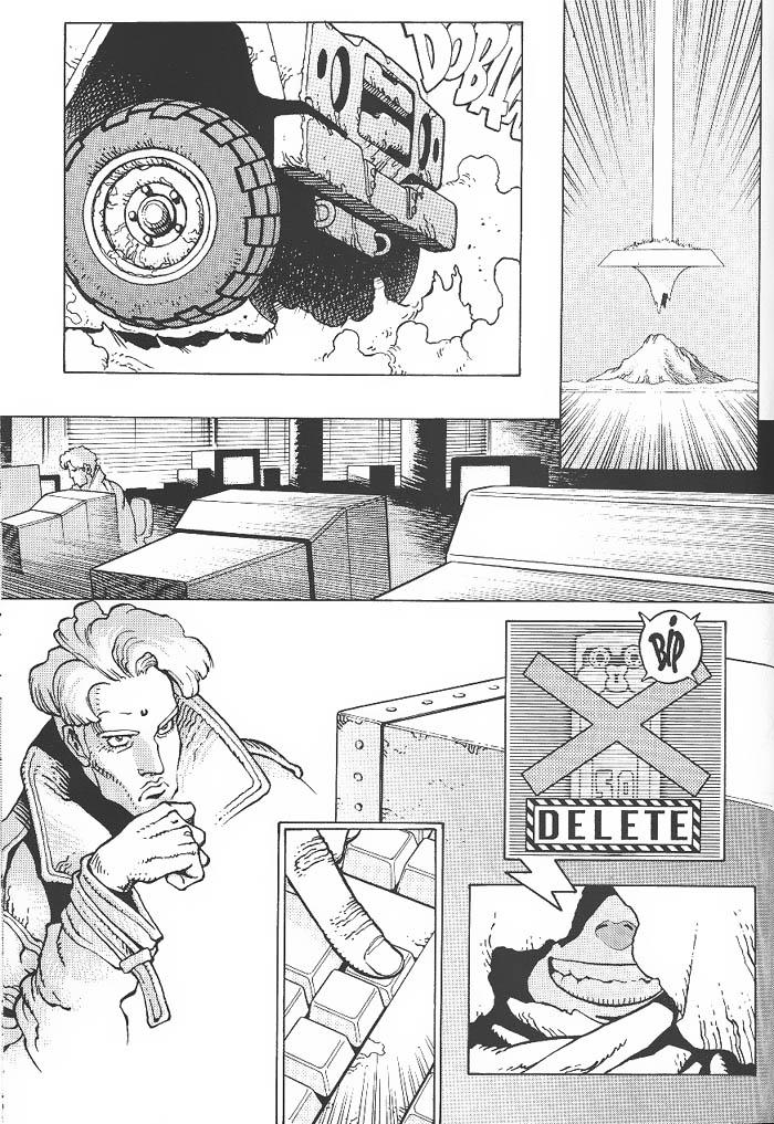 Battle Angel Alita chapter 35.5 trang 10