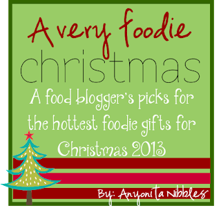A Very Foodie Christmas from www.anyonita-nibbles.com