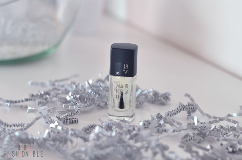Unboxing Müller Look Box Make Up Factory 112  Instant Top Coat