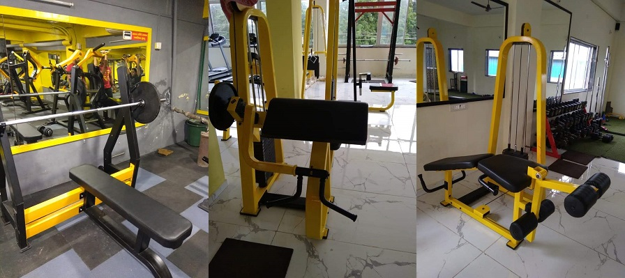 Gym equipment manufacturers in india: gym equipments manufacturers