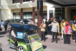 Adnas Ungkap Personel TNI-Polri Siap Sosialisasikan Gerakan Masyarakat Disiplin di Gorontalo