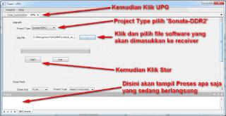Cara Upgrade MMP Lombok v2 dan Matrix Burger S1 Mati Suri
