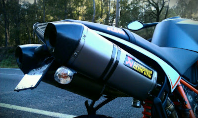 Biketech7 2012 Ktm Superduke 990r It Takes Me Back