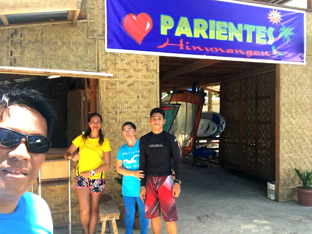 Parientes Watersports in Hinunangan