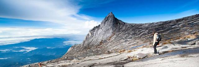 The Summit of Mount Kinabalu