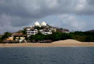 Upscale Home Beach Huatulco Mexico