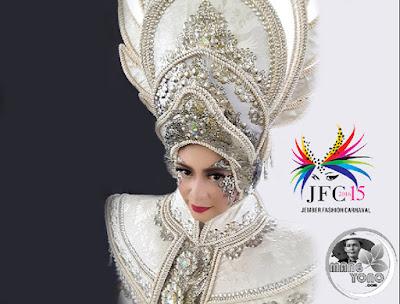 JEMBER Fashion Carnaval (JFC) 2016 dari DPD AKARI Provinsi Kepulauan Riau