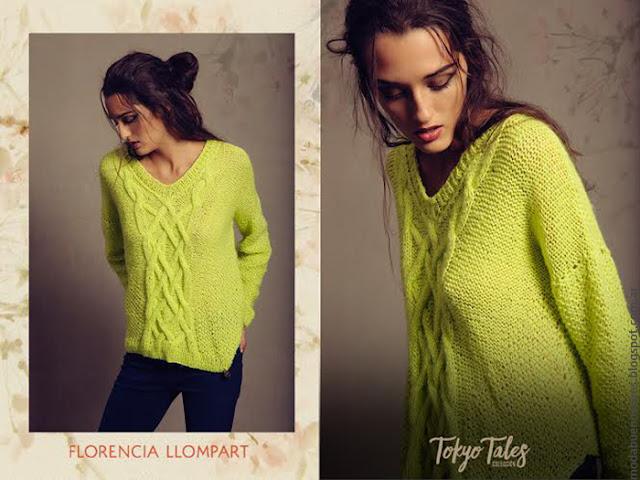 Sweaters invierno 2016 Florencia Llompart.