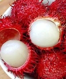 Resep Spesial Manisan Buah Rambutan