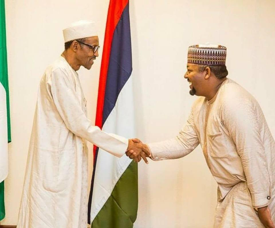 fd Osinbajo Approves Ismaeel Ahmed's Appointment As Buhari's SSA On Social Investment Programmes