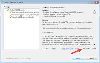 Cara Melakukan Update Android SDK Manager