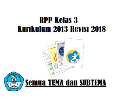 RPP Kelas 3 K13 Revisi 2018 Kewajiban dan Hakku