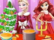 طبخ في عيد الميلاد