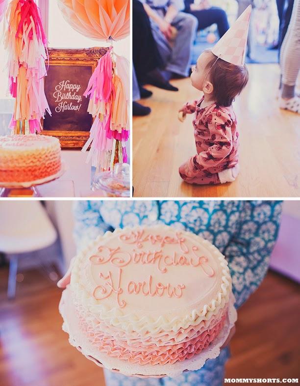 Pancakes And Pajama First Birthday Party Theme