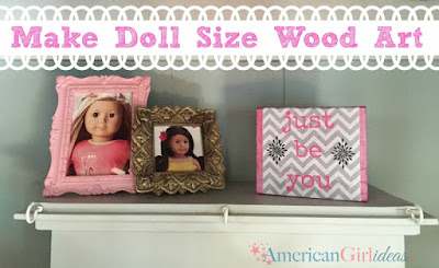 printable American Girl activities