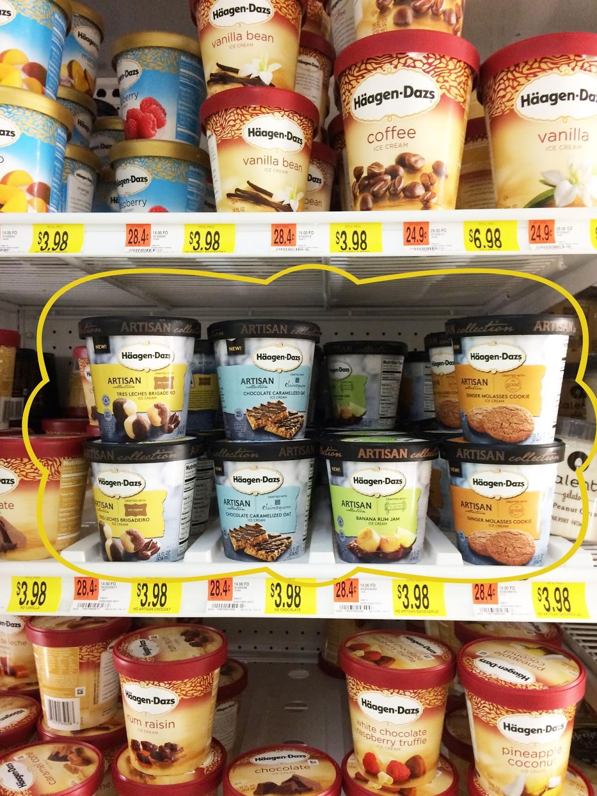 Haagen Dazs Ice Cream Flavors | www.pixshark.com - Images ...