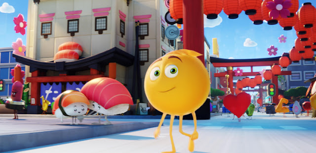 Emoji, η Ταινία (2017)
