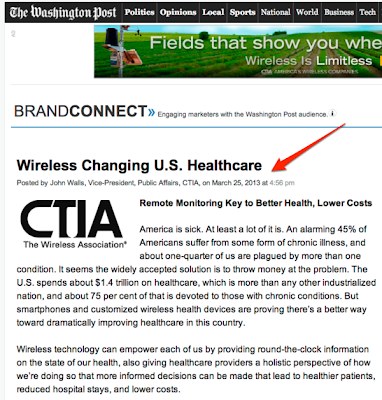 Wireless Changing U.S Healthcare