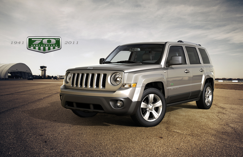 In4ride Jeep Celebrates 70 Years With Special Edition Models